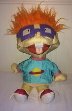 """Chuckie Rugrats Large 22"""" Plush Stuffed Toy Puffalump Like Doll Vintage"""