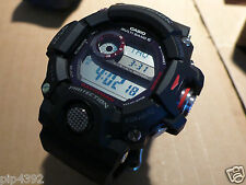 Casio G-SHOCK GW9400-1 RANGEMAN Black resin band digital