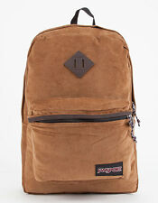 Jansport Fine Wale Corduroy Tan Superbreak FX Backpack