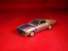M2 '70 FORD MUSTANG BOSS 302 CLASSIC CAR, RUBBER TIRES LIMITED EDITION
