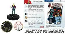 JUSTIN HAMMER #008 #8 The Invincible Iron Man Marvel Heroclix