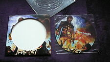 "IRON MAIDEN THE WICKER MAN ORIG MINT 12"" EMI PIC DISC SINGLE FREE UK POST"