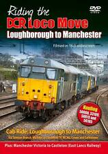 Riding the DCR Loco Move - Part Two - Loughborough to Manchester *DVD