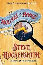Holmes on the Range 1 by Steve Hockensmith (2007, Paperback)