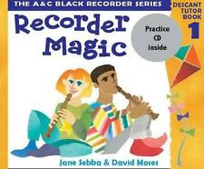 Recorder Magic Desant Tutor Book/CD 1 - Same Day P+P