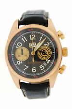 Bell & Ross Cigar Limited Edition 18K Rose Gold Watch 126XLGD
