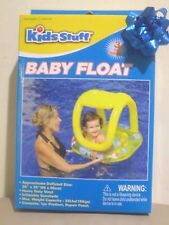 (NEW) Kids Stuff - Inflatable Sunshade Baby Float Seat Boat