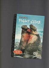 Natural Killers DVD/Book:No 20 The Real Fight Club - Predators Close Up