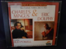 Charles Mingus & Eric Dolphy Featuring Bud Powell ‎– Jazz Festival, Antibes,1960