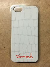 Diamond Supply Co iPhone 5 Case - Croc White RRP £30.00