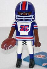 FOOTBALLSPIELER Playmobil FIGURES 8 BOYS 5596 zu NFL USA Sport Football Helm