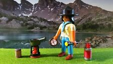 PLAYMOBIL LOT 325 BOY SCOUT SCOUTISME JAMBOREE AVENTURE NATURE CAMP BADEN POWELL