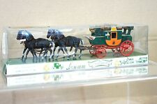 BRUMM HISTORICAL SERIES 016 ENGLISH ROYAL MAIL COACH 1784 LONDON YORK na