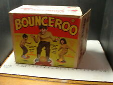 1970 Impossible to find BOUNCEROO MIB MARX rare outdoor toy
