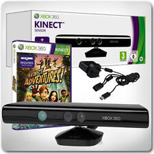 Kinect Sensor for XBox 360 Bundle - Boxed (in Excellent Condition)