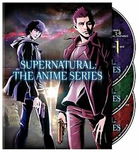 Supernatural: The Anime Series  Jared Padalecki (DVD-NR) Mystery & Thrillers