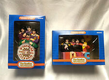 The Beatles Christmas Ornaments Yellow Submarine Sargent Peppers
