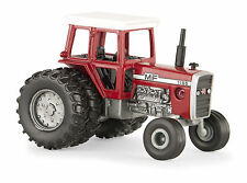MASSEY FERGUSON 1155 WITH DUALS 1:64  DETAILED ERTL PREMIUM TRACTOR NEW 2014