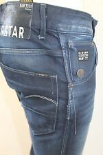 G STAR RAW 3301 JEANS MENS SIZE 26X30