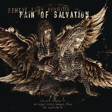 PAIN OF SALVATION - REMEDY LANE RE:VISITED (RE:MIXED & RE:LIVED)  2 CD NEU
