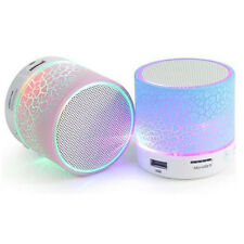 Hot Sale Mini Wireless Bluetooth Stereo USB TF Speaker FM For iPhone Tablet PC