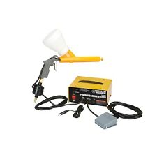 New POWER POWDER COAT COATING PAINT GUN TOOL SYSTEM POWDERCOATING SPRAY SPRAYER