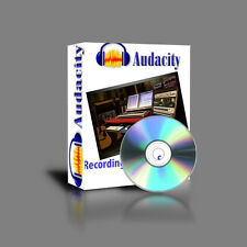 Latest Beginner to pro music Recording studio App CDRom For PC Windows Vista,7,8