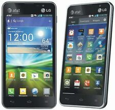 (AT&T) LG P870 Escape GSM 3G&4G LTE Android Smartphone HD TouchScreen WiFi 5MP