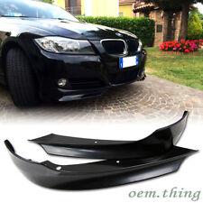 """""""IN STOCK LA UNPAINT BMW E90 3-Series LCI OE Body kit Front Splitter 2011"""