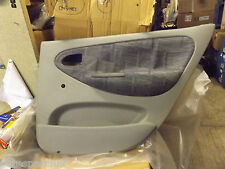 Genuine Renault Megane Scenic Rear LH Door Card. 7700843152 R74