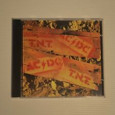 AC/DC - T.N.T. - AUSTRALIAN CD PICTURE DISC 1995 PRESS