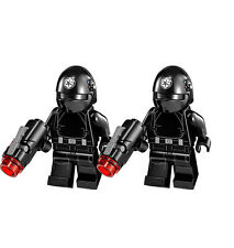 LEGO 75034 Star Wars Clone Wars Imperial Gunner Minifigure - Lot of 2