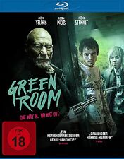 GREEN ROOM BD (IMOGEN POOTS, MARK WEBBER,...)  BLU-RAY NEU
