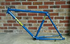 Vintage Trek 900 MTB Frame Tange 5 Retro Mountain Bike 80's