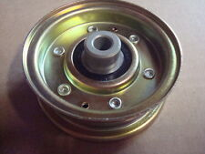 replaces Toro Cub Cadet Flat Idler Pulley756-04224 112-3687 LX420 LX425 LX500