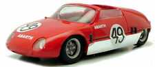 ABARTH 700 SPYDER N°49 LE MANS 1961BUILT UP PINKO 1/43