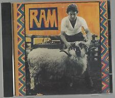 PAUL McCARTNEY Mc CARTNEY  COLLECTION RAM CD BEATLES  F.C.