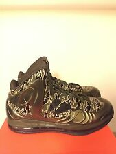"Nike Air Max Hyperposite ""Tiger Camo"" DEADSTOCK New in Box Size 11 2013 Release"