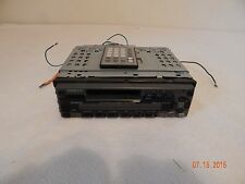 Kenwood In Dash Stereo Cassette  Am/Fm  KRC-403 w/ remote