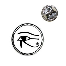 Eye of Horus Lapel Hat Tie Pin Tack