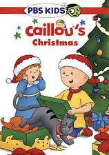 Caillou: Caillou's Christmas NTSC, Widescreen, Multiple Forma