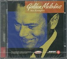 Kaempfert, Bert Golden Melodies 24 Karat Bose Zounds Gold CD Neu OVP Sealed C. 8
