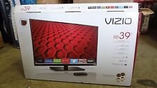 "Vizio E390i-B0 39"" Full-Array LED Smart TV HDTV 1080p 120Hz WiFi BROKEN SCREEN"