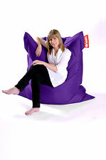 Purple Hippo XXL Adult Bean Bag Water Resistant Beanbag Lounger Gamer Outdoor