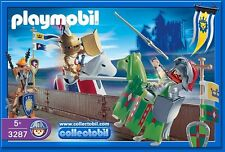 Playmobil 3287 Knights Tournament Set Jousting Unboxed Check Description*
