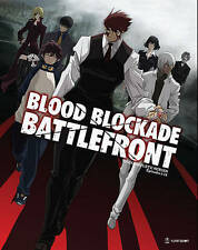 Blood Blockade Battlefront: The Complete Series (Limited Edition Blu-ray/DVD Com