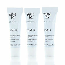 YONKA Creme 15 Purifying Treatment Trial Pack 6 x 5 ml, 30 ml Total