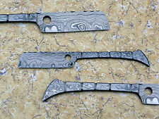 IB razor 91 Custom Hand Made Damascus  Sharp Staight Razor