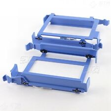 """Lot of 2 Dell 3.5"""" Hard Drive Caddy Tray H7283YJ221 0N218K"""