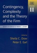 Contingency, Complexity and the Theory of the Firm: Essays in Honour o-ExLibrary